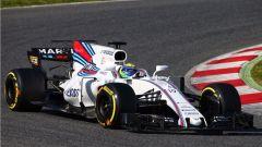 Felipe Massa FW40 2017