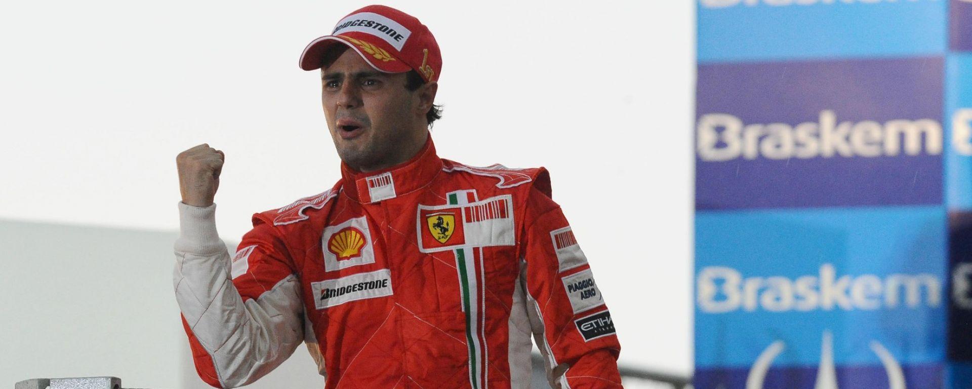 Felipe Massa - Interlagos 2008