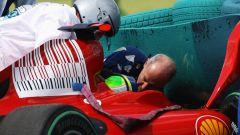 Felipe Massa - l'incidente dell'Hungaroring (2009)