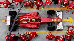 Felipe Massa, Malaysian GP  - Ferrari