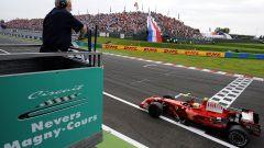 Felipe Massa vince il GP di Francia 2008