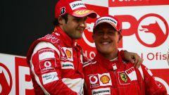 Felipe Massa vince il suo primo GP in Turchia 2006