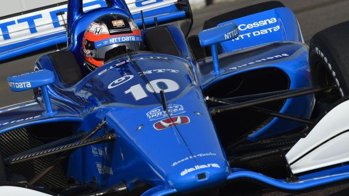 Felix Rosenqvist, Team Ganassi