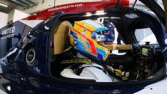 Fernando Alonso al volante della LMP1 per Daytona