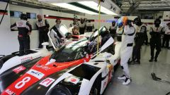 Fernando Alonso alla prova della LMP1