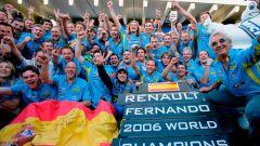 Fernando Alonso - Campione del Mondo 2006
