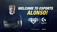 Fernando Alonso e il suo team FARacing-G2