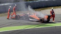 Fernando Alonso e la McLaren-Honda