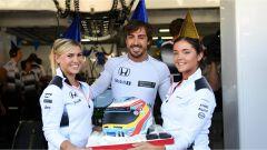 Fernando Alonso - F1 GP Germania 2016