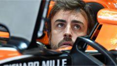 Fernando Alonso - F1 GP Russia 2017