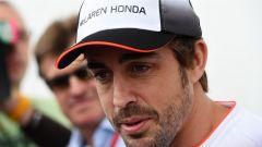 Fernando Alonso - F1 GP USA 2016