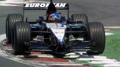 Fernando Alonso - il debutto in Australia con la Minardi PS01 (4 marzo 2001)