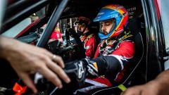 Per Alonso segnali incoraggianti verso la Dakar 2020
