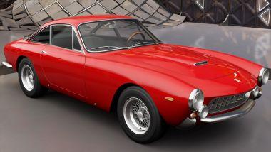 Ferrari 250 GT Lusso (foto d'archivio)