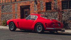 Ferrari 250 GT SWB Berlinetta Competizione Revival, 3/4 posteriore, lato sinistro