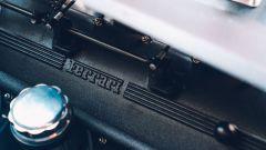 Ferrari 250 GT SWB Berlinetta Competizione Revival, dettaglio della testa