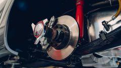 Ferrari 250 GT SWB Berlinetta Competizione Revival, i freni a disco