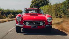 Ferrari 250 GT SWB Berlinetta Competizione Revival, il frontale