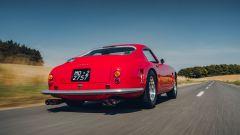 Ferrari 250 GT SWB Berlinetta Competizione Revival, il paraurti è opzionale