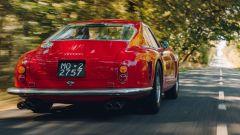 Ferrari 250 GT SWB Berlinetta Competizione Revival, il posteriore