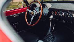 Ferrari 250 GT SWB Berlinetta Competizione Revival, il posto di guida