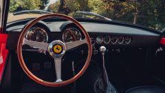Ferrari 250 GT SWB Berlinetta Competizione Revival, la plancia