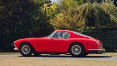 Ferrari 250 GT SWB Berlinetta Competizione Revival, vista laterale