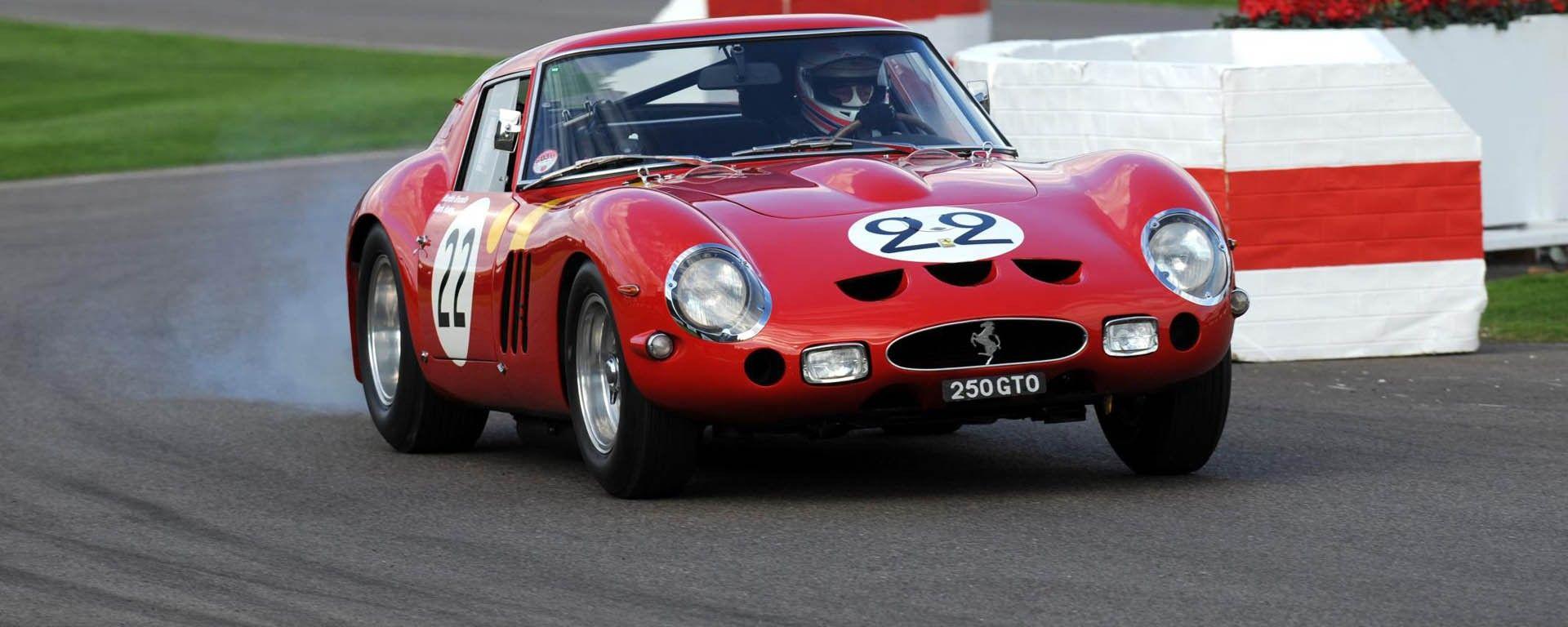 Rimettere in produzione Ferrari 250 GTO del 1962? Marchionne ci pensa