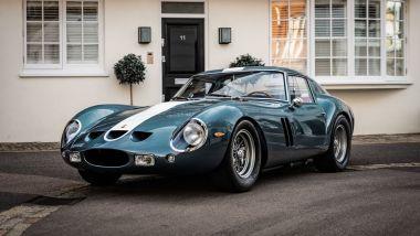 Ferrari 250 GTO: vittoriosa dal 1962 al 1964