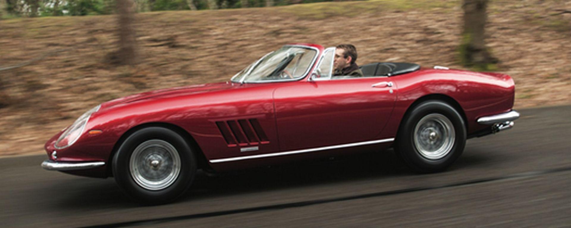 Ferrari 275 GTS / 4 Nart Spider del 1968
