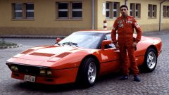 Ferrari 288 GTO con Michele Alboreto