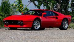 Ferrari 288 GTO, vista 3/4 anteriore