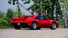 Ferrari 288 GTO, vista 3/4 posteriore