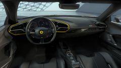 Ferrari 296 GTB Assetto Fiorano, gli interni