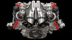 Ferrari 296 GTB, il motore V6
