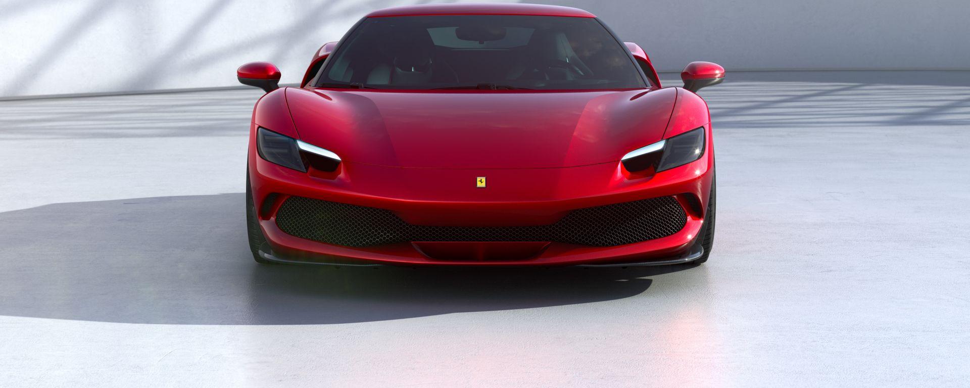 Ferrari 296 GTB, meno potente di SF90 Stradale ma...