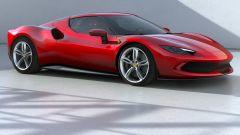 Ferrari 296 GTB, prima V6 Ferrari ibrida plug-in