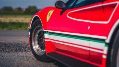 Ferrari 308 GTB LM Evocation, dettaglio della fiancata