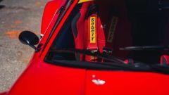 Ferrari 308 GTB LM Evocation, dettaglio dell'abitacolo