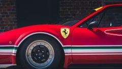Ferrari 308 GTB LM Evocation, dettaglio dello scudetto