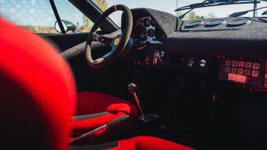 Ferrari 308 GTB LM Evocation, gli interni