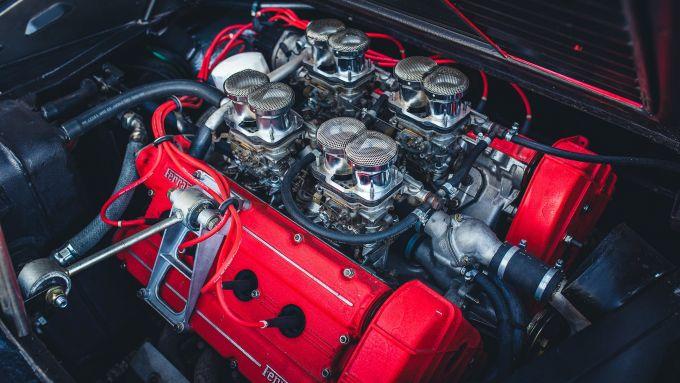 Ferrari 308 GTB LM Evocation, il motore