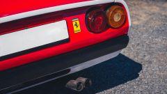 Ferrari 308 GTB LM Evocation, le luci posteriori