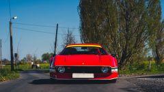 Ferrari 308 GTB LM Evocation, vista frontale