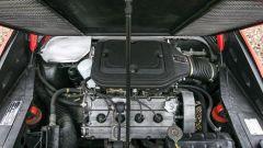 Ferrari 308 GTS, il motore