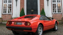 Ferrari 308 GTS, vista posteriore