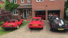 Ferrari 308, Mondial 8 e 360