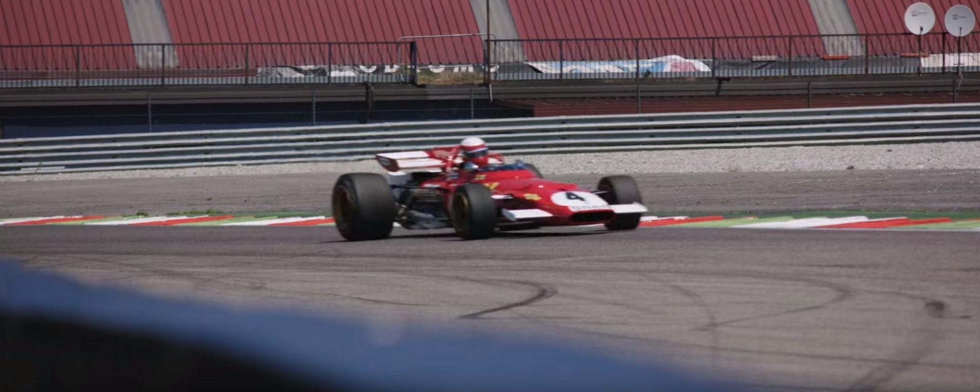 Ferrari 312B: il trailer del film dedicato alla monoposto del Cavallino