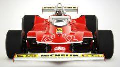 Ferrari 312T4: visuale frontale