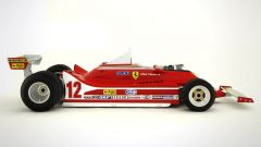 Ferrari 312T4: visuale laterale